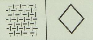 Symbol som viser at skoen er laget av syntetisk materiale/tekstil. Det er bare å finne frem VISA-kortet!