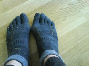 Injinji trail-sokker: like hele etter Ultrabirken