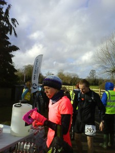 The Lady in Pink ved CP4