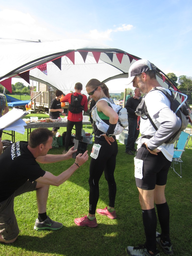 The Thames Path 100 - top race, but at the wrong time of the year for me