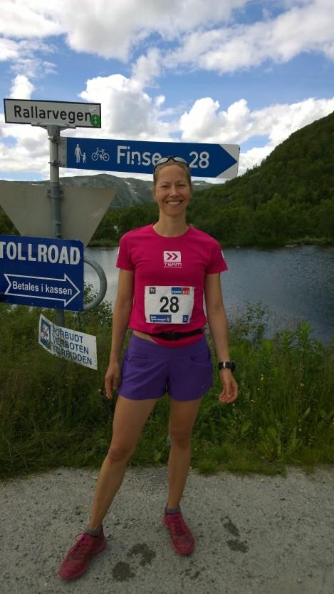 54+27km med løping unnagjort på mindre enn et døgn, fjelltur neste