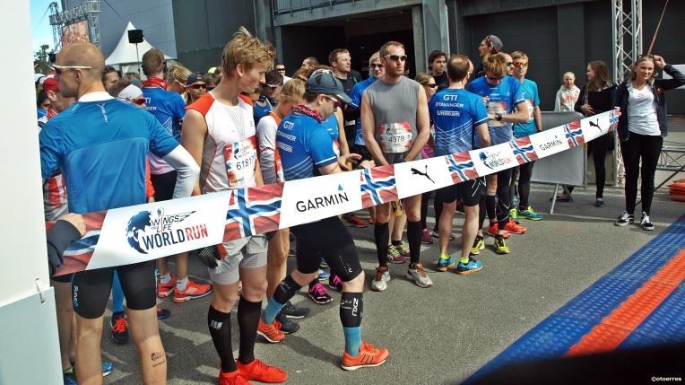 !000 deltakere stod på startstreken i Norge (foto: Oddgeir Tørresdal)