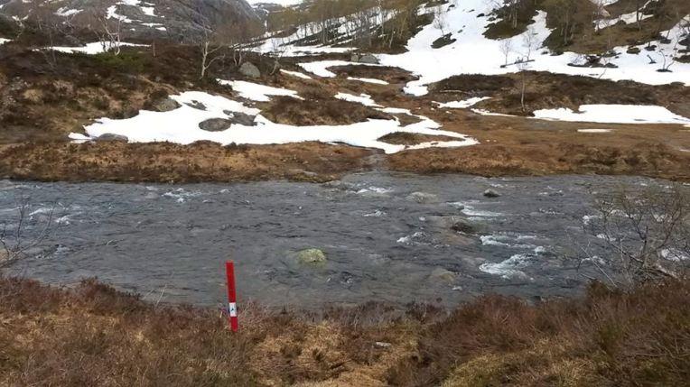 Tørrskodd over i fjor, isbading i år (foto: arrangøren)
