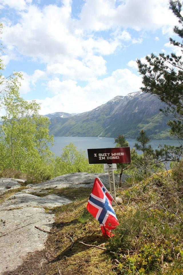 foto: Lysefjorde Inn