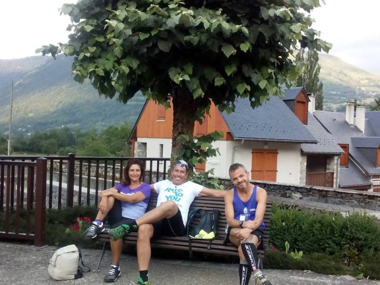 The Swiss-Italian bunch are looking very relaxed...